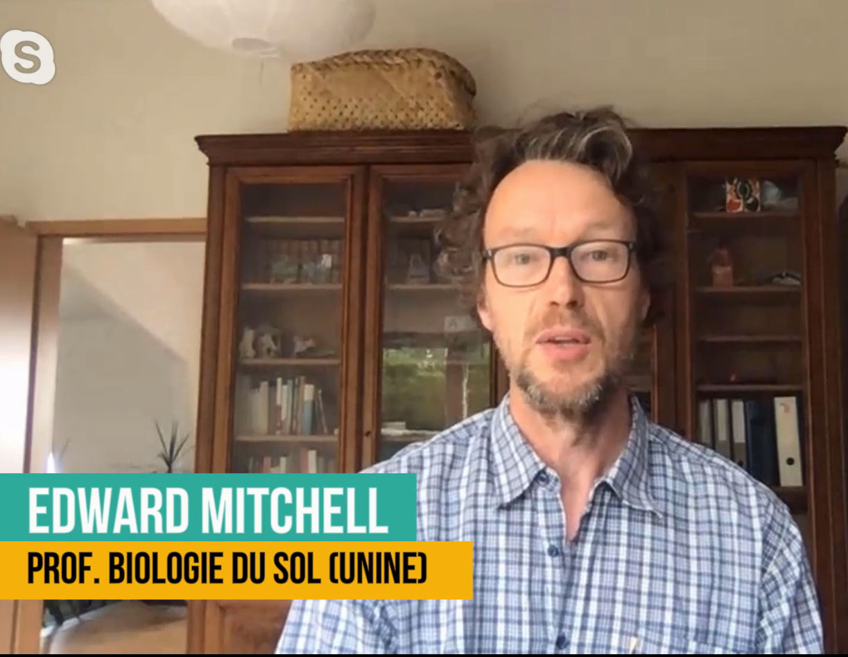 RTS interview with Prof. Edward Mitchell